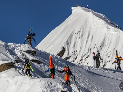 Verbier Freeride Week – Швейцария