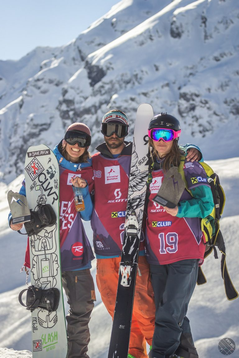 Open Faces Silvretta Montafon – Австрия