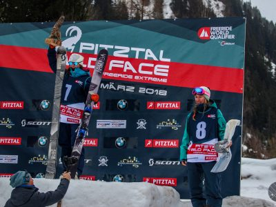 Pitztal Wild Face – Австрия