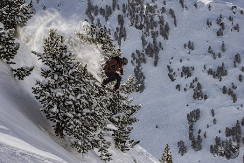 Борис Първанов 3ти в Андора на Jam Extreme